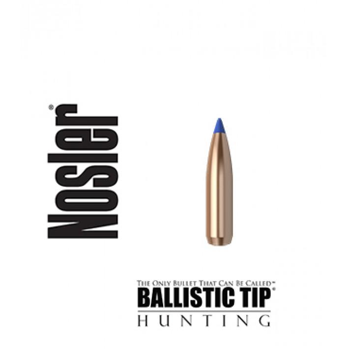 Puntas Nosler Ballistic Tip calibre .25 (.257) - 115 grains
