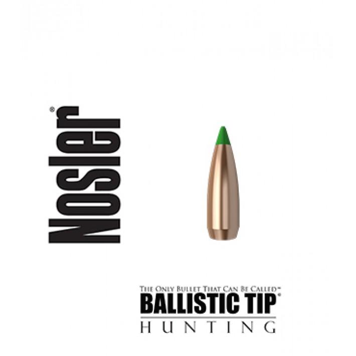 Puntas Nosler Ballistic Tip calibre .308 - 125 grains