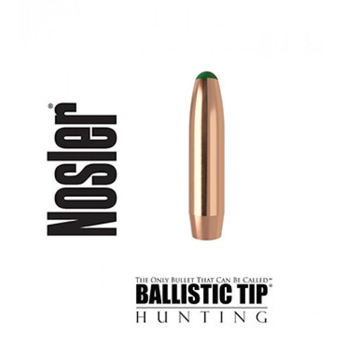 Puntas Nosler Ballistic Tip calibre .308 - 220 grains