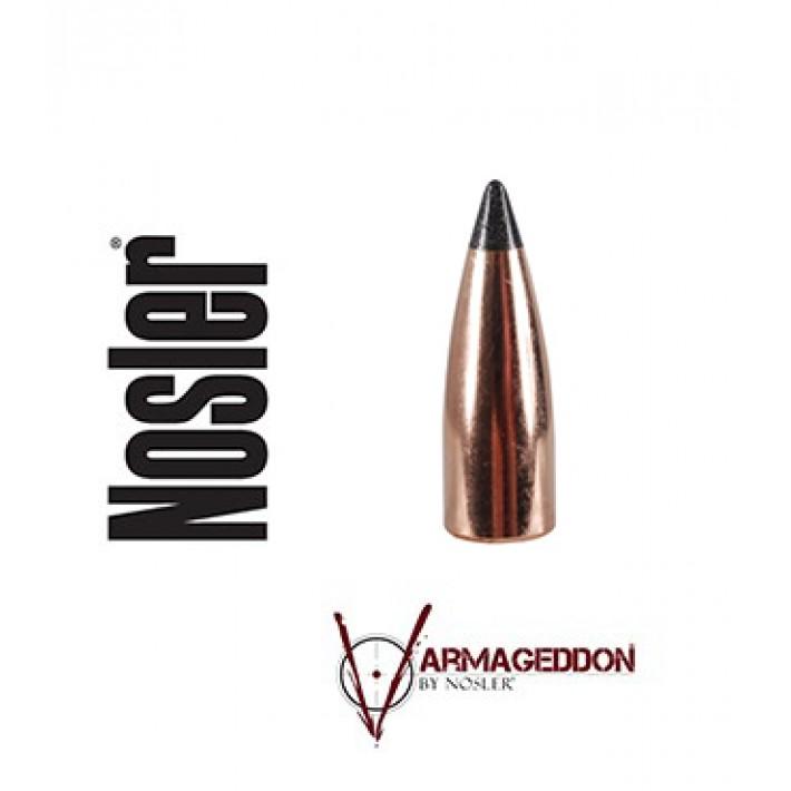 Puntas Nosler Varmageddon calibre .308 - 110 grains