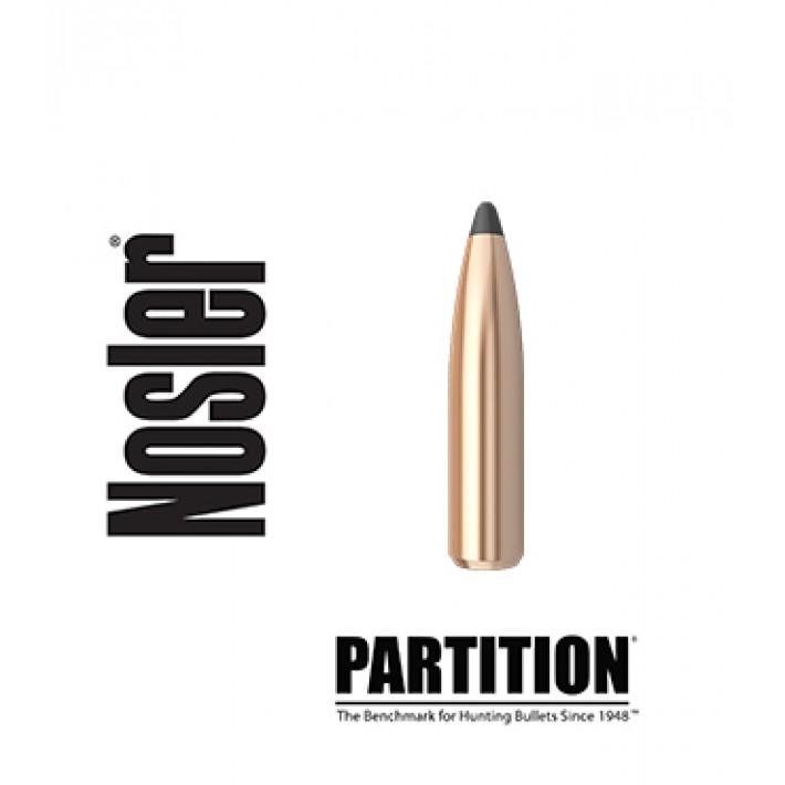 Puntas Nosler Partition SP calibre .264 (6.5mm) - 140 grains