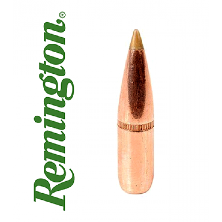 Puntas Remington AccuTip calibre .277 (6,8mm) - 130 grains