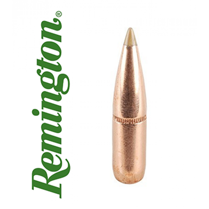 Puntas Remington AccuTip calibre .284 (7mm) - 150 grains