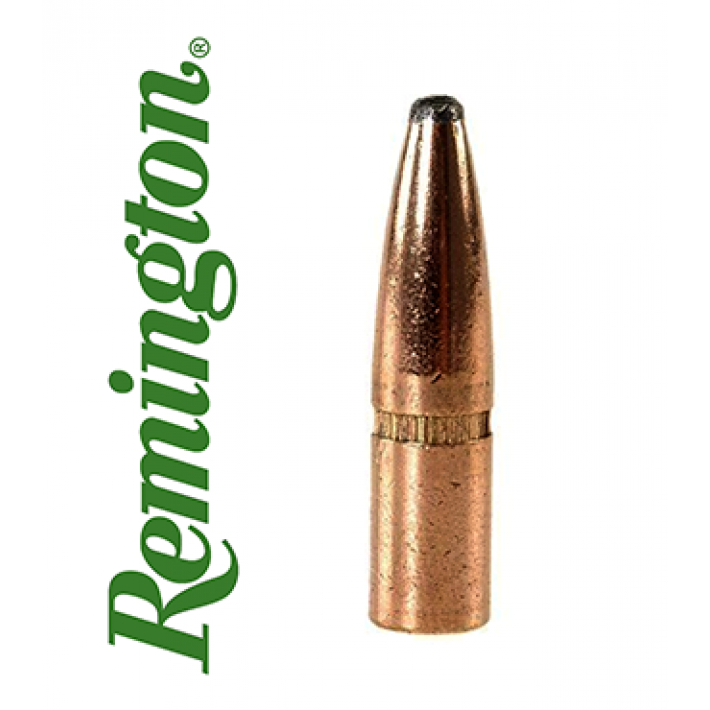 Puntas Remington Core-Lokt PSP calibre .243 (6mm) - 100 grains