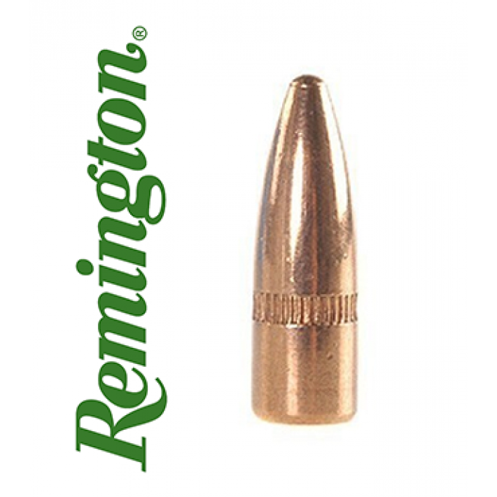 Puntas Remington FMJ calibre .224 - 55 grains