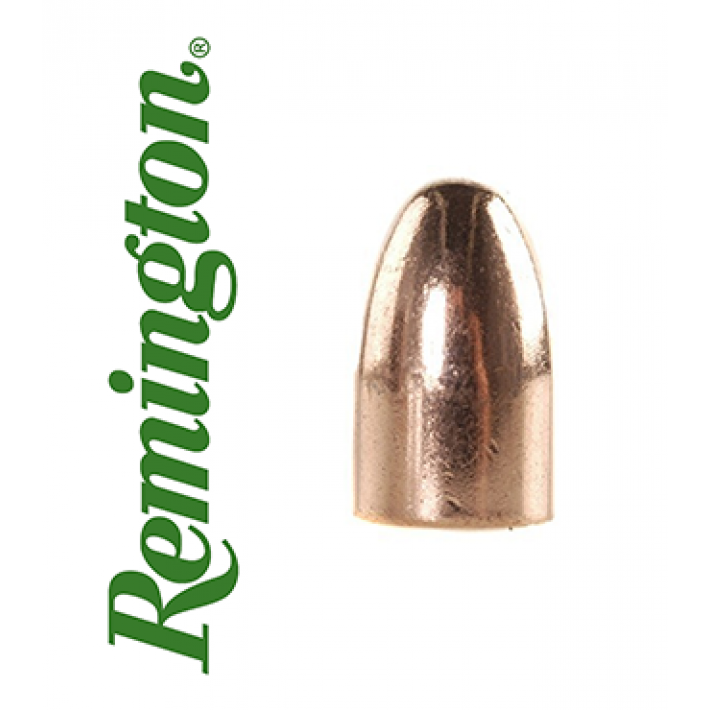 Puntas Remington FMJ calibre 9mm (.355) - 124 grains