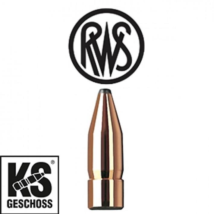Puntas RWS KS calibre .308 - 150 grains - 50 unidades