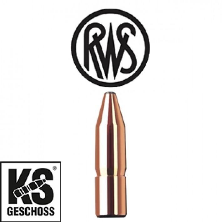 Puntas RWS KS calibre .308 - 200 grains - 50 unidades