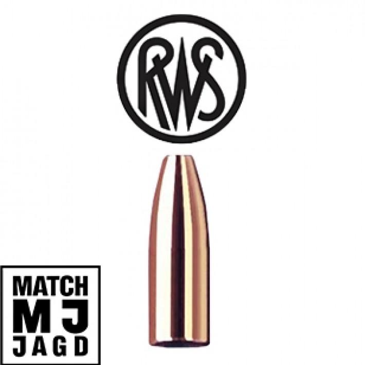 Puntas RWS MJ calibre .224 - 52 grains - 100 unidades