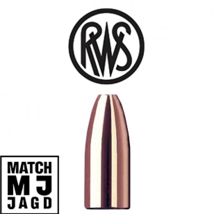 Puntas RWS MJ HPFB calibre .224 - 46 grains - 100 unidades