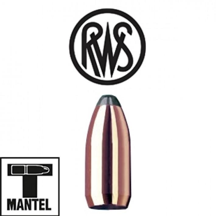 Puntas RWS T-Mantel calibre .224 - 40 grains - 100 unidades