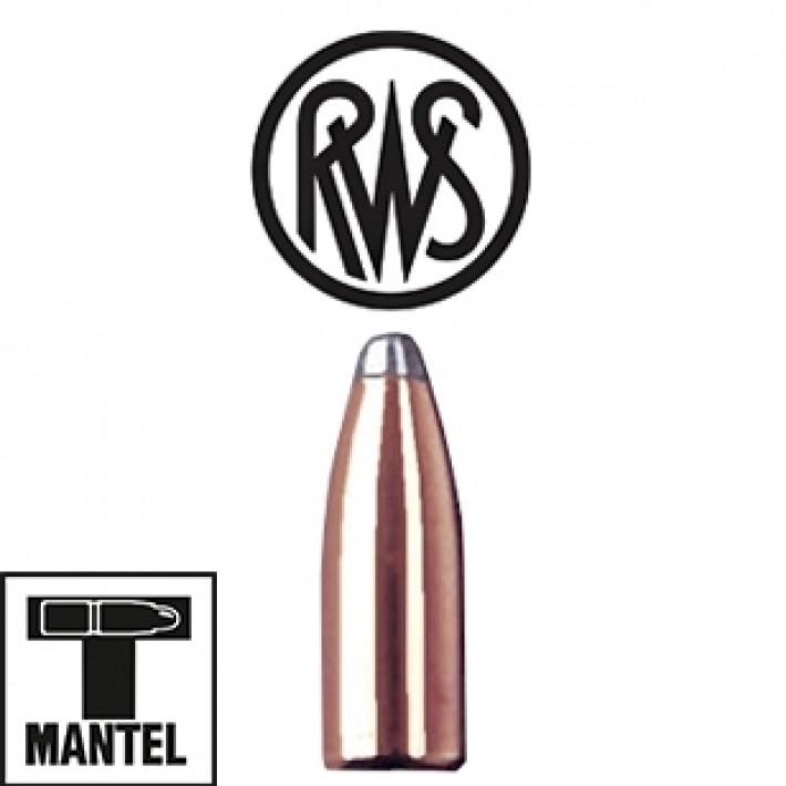 Puntas RWS T-Mantel calibre .224 - 55 grains - 100 unidades