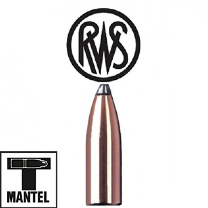 Puntas RWS T-Mantel calibre .224 - 63 grains - 100 unidades