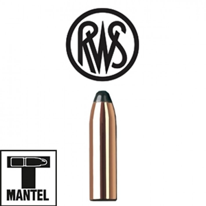 Puntas RWS T-Mantel calibre .284 (7mm) - 173 grains - 50 unidades