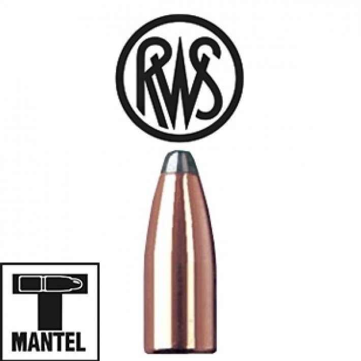 Puntas RWS T-Mantel SP calibre .224 - 46 grains - 100 unidades