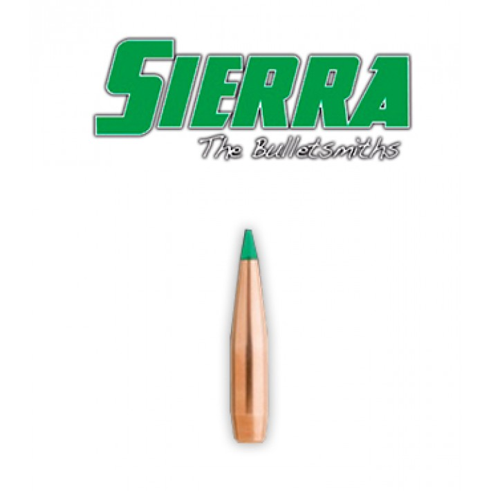 Puntas Sierra Tipped GameKing calibre .243 (6mm) - 90 grains