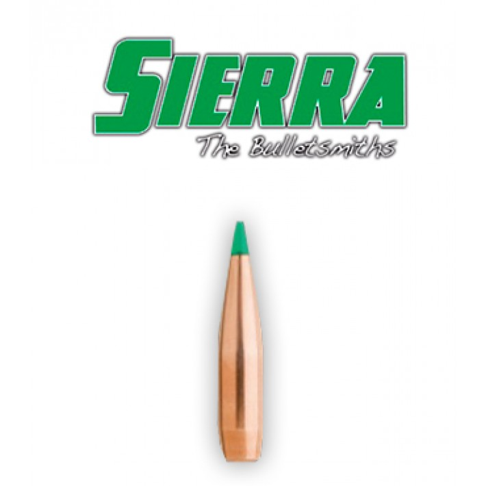Puntas Sierra Tipped GameKing calibre .277 (6.8mm) - 140 grains