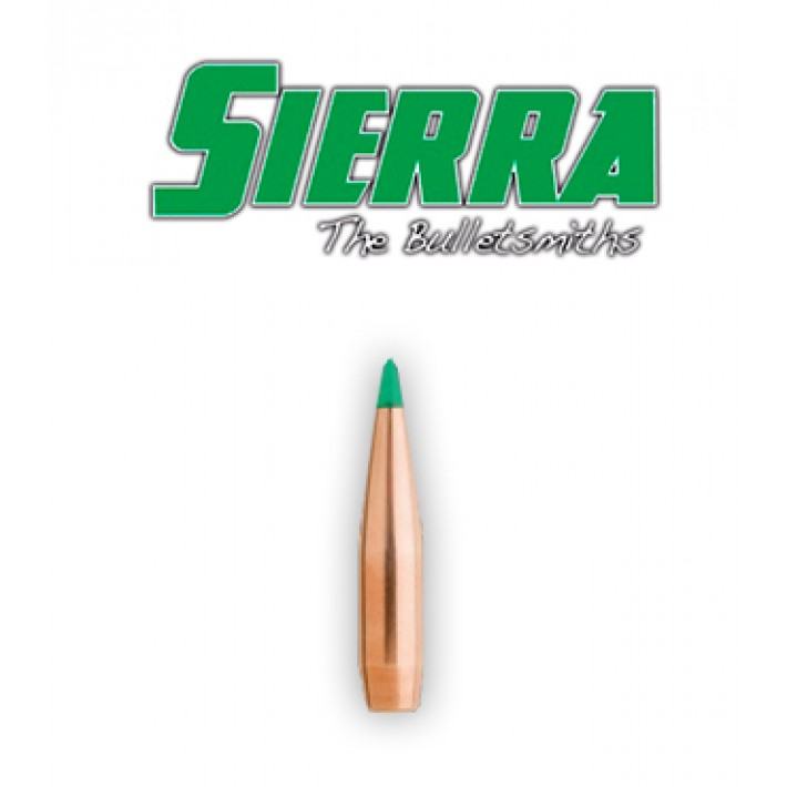 Puntas Sierra Tipped GameKing calibre .284 (7mm) - 165 grains