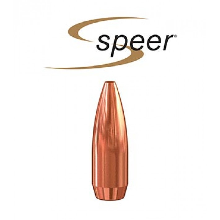 Puntas Speer Match HPBT calibre .224 - 52 grains - 100 unidades