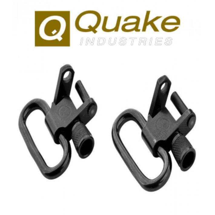 """Anillas giratorias Quake de extracción rápida 1"""""""