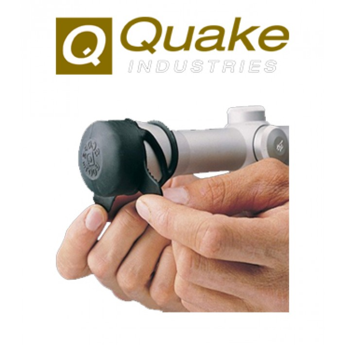 "Tapas para visor Quake Scope Boot 25,4-50,8 mm (1""-2"")"