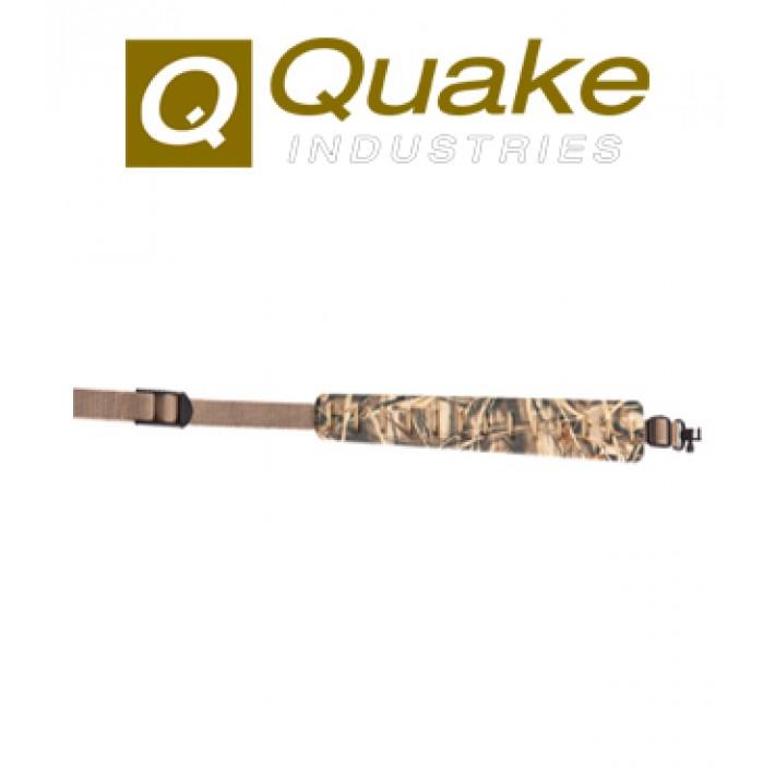 Correa portafusil Quake Standard camo realtree MAX4HD