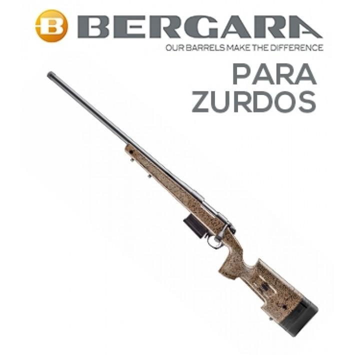 Rifle de cerrojo Bergara B14 HMR Zurdo