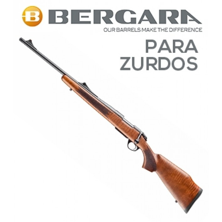 Rifle de cerrojo Bergara B14 Timber Zurdo