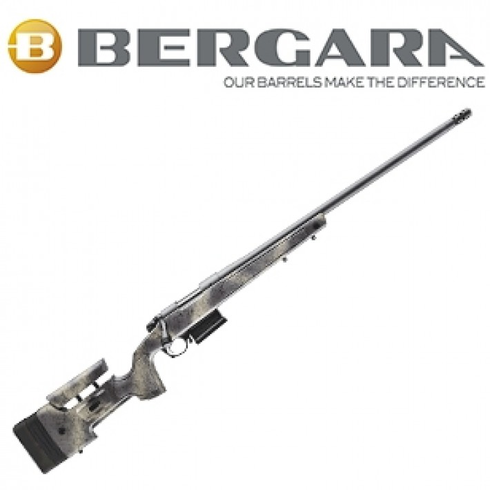 Rifle de cerrojo Bergara B14 Wilderness HMR