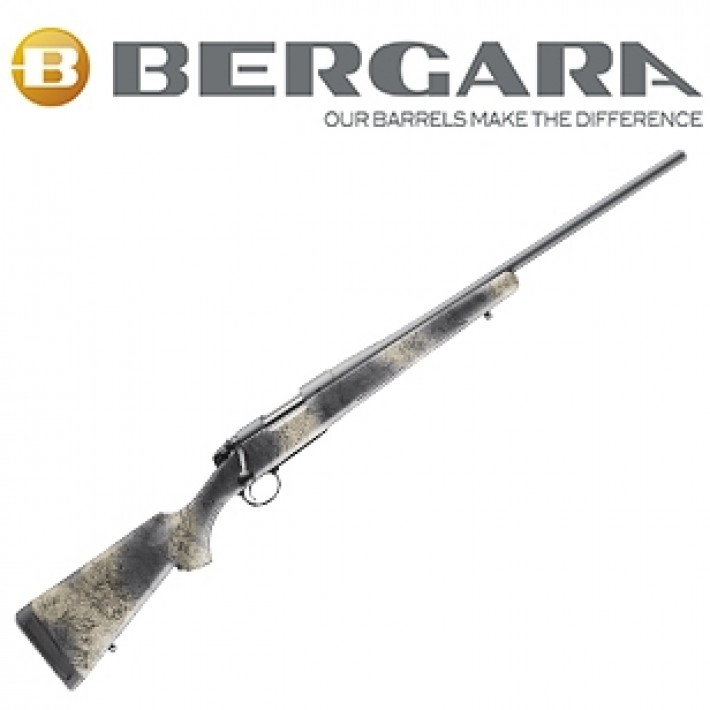 Rifle de cerrojo Bergara B14 Wilderness Hunter