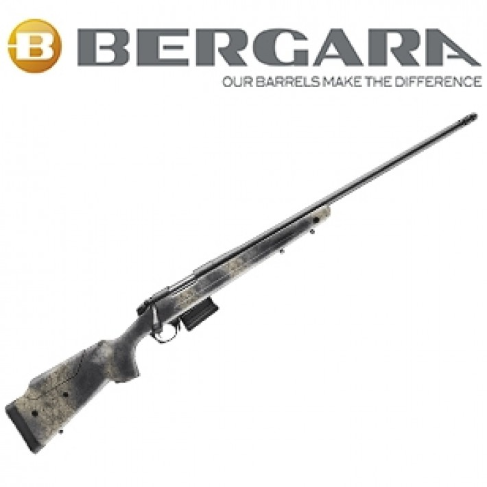 Rifle de cerrojo Bergara B14 Wilderness Terrain