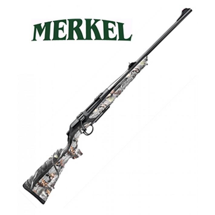 Rifle de cerrojo Merkel RX Helix Explorer Camo