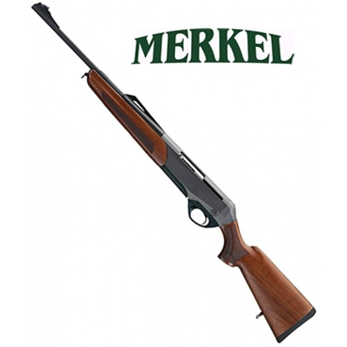 Rifle Semiautomático Merkel SR1 Basic