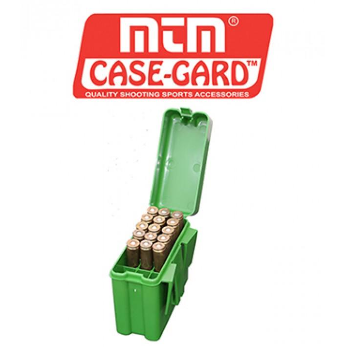Caja para munición MTM R20 Belt Carrier para cinturón y 20 cartuchos