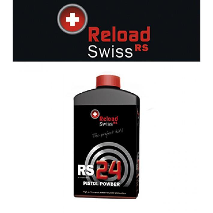 Pólvora Reload Swiss RS24 - 0.5 kg