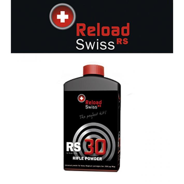 Pólvora Reload Swiss RS30 - 0.5 kg