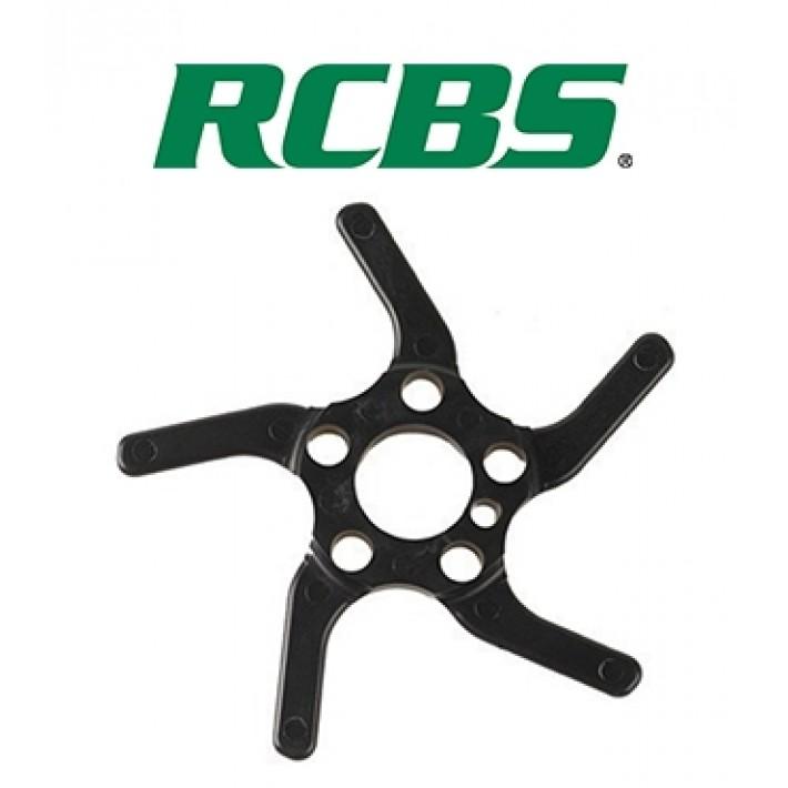 Rueda en estrella RCBS Star Wheel para prensas PRO 2000