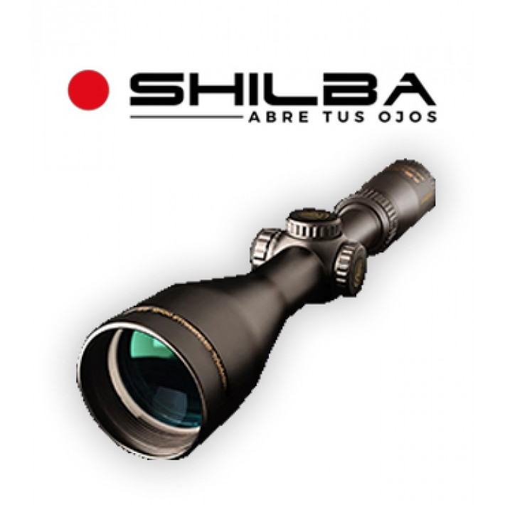 Visor Shilba Gold Medal 3-12x56 de 30mm con retícula B4A IR
