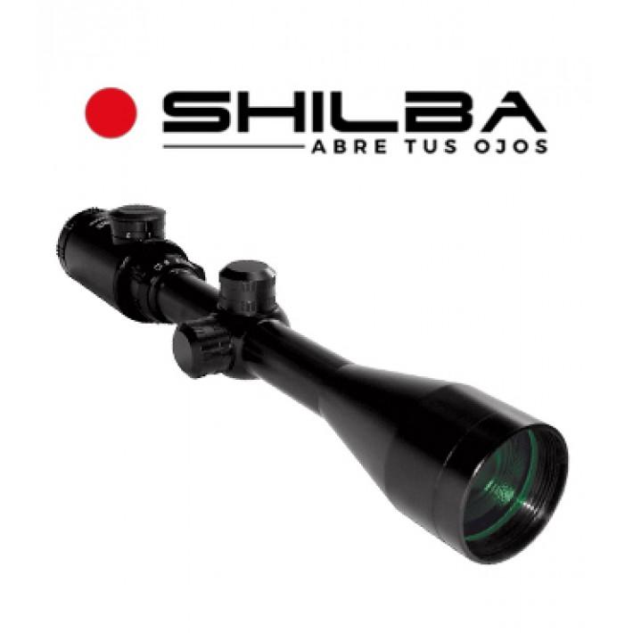 "Visor Shilba Illuminator 3-10x44 de 1"" con retícula R4"