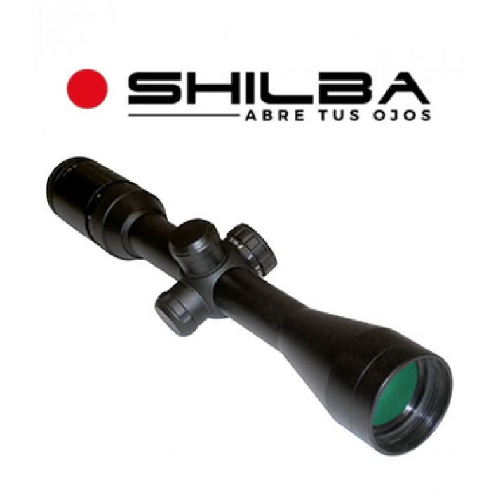 """Visor Shilba Master Hunter 3-9x40 de 1"""" con retícula iluminada IRG4"""