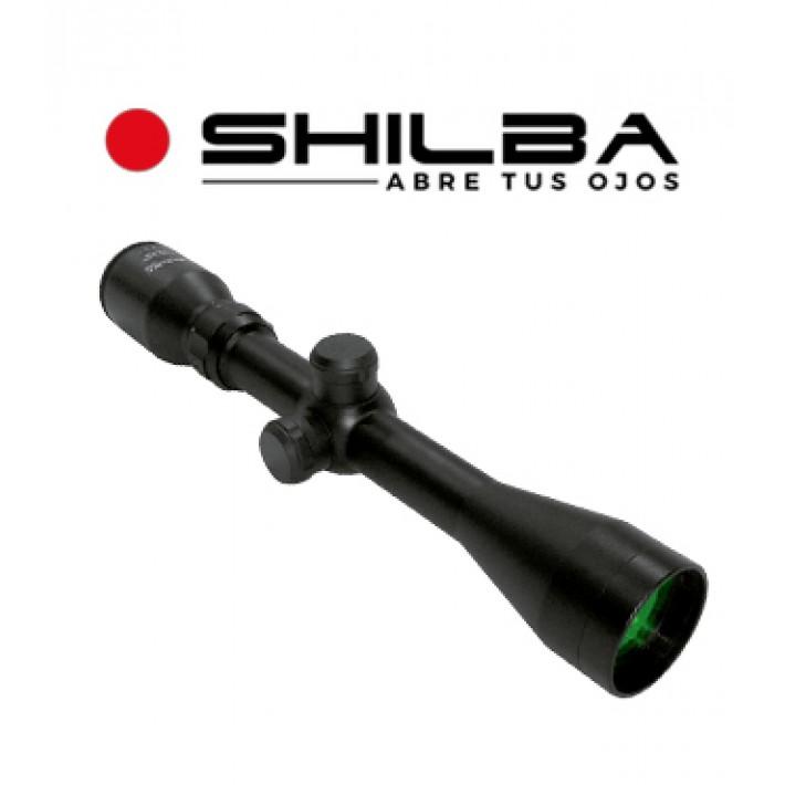 "Visor Shilba Classic 4x40 de 1"" con retícula R4"