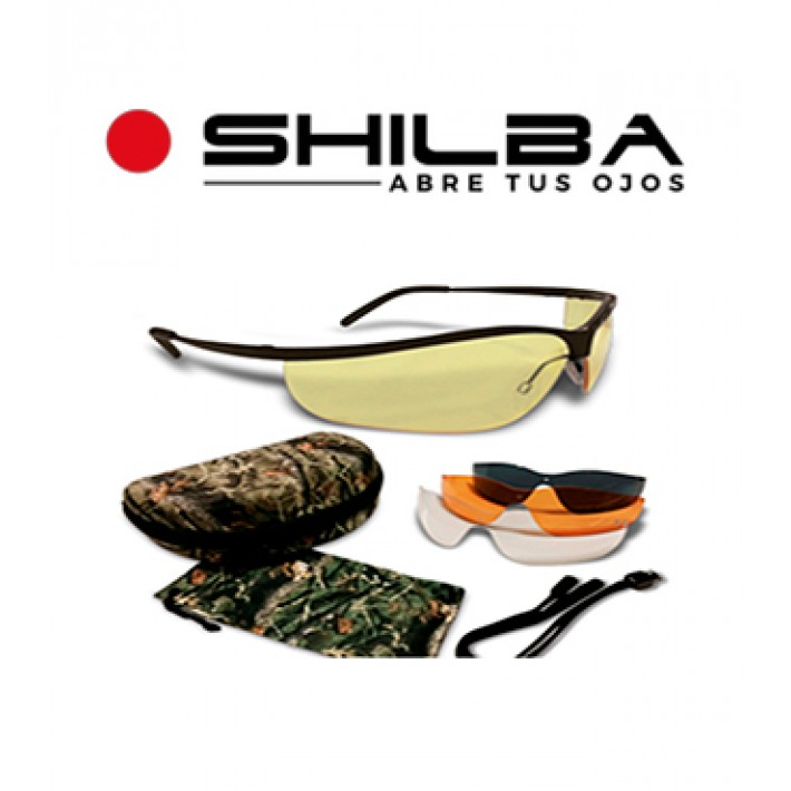 Gafas Shilba Shooter con cristales intercambiables