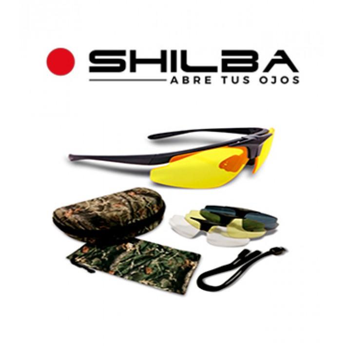 Gafas Shilba Hunter con cristales intercambiables