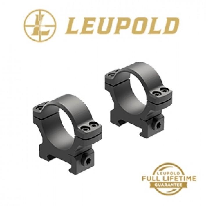 Anillas Leupold Backcountry de aluminio de 30mm mate - Bajas