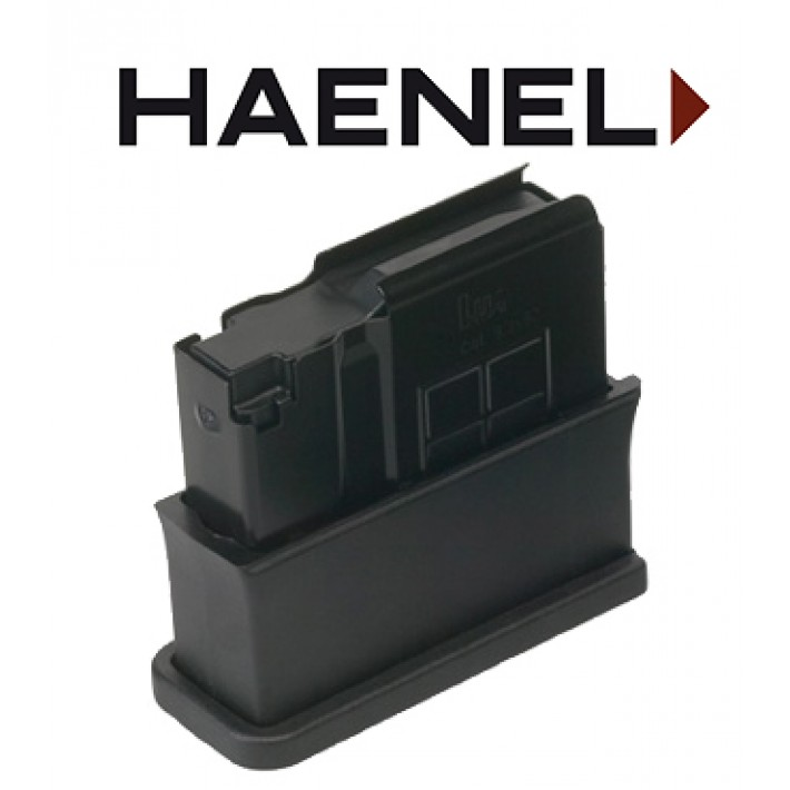 Cargador Haenel SLB de 5 cartuchos - Calibres 9,3x62 Mauser