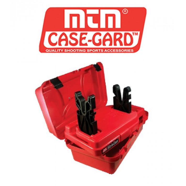 Banco de tiro MTM Site-In-Clean con caja para transporte