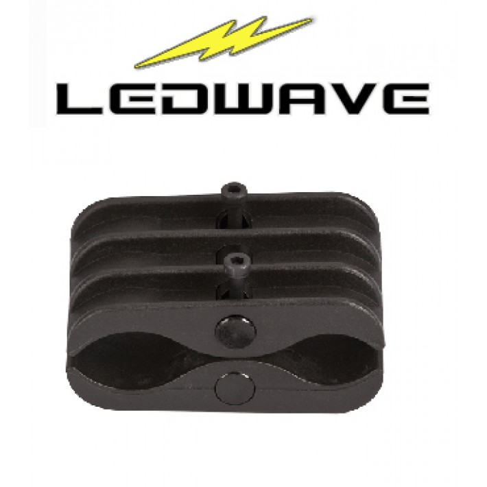 Soporte alto Ledwave carabina - raíl