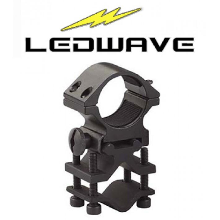Soporte universal Ledwave carabina - raíl o cañón