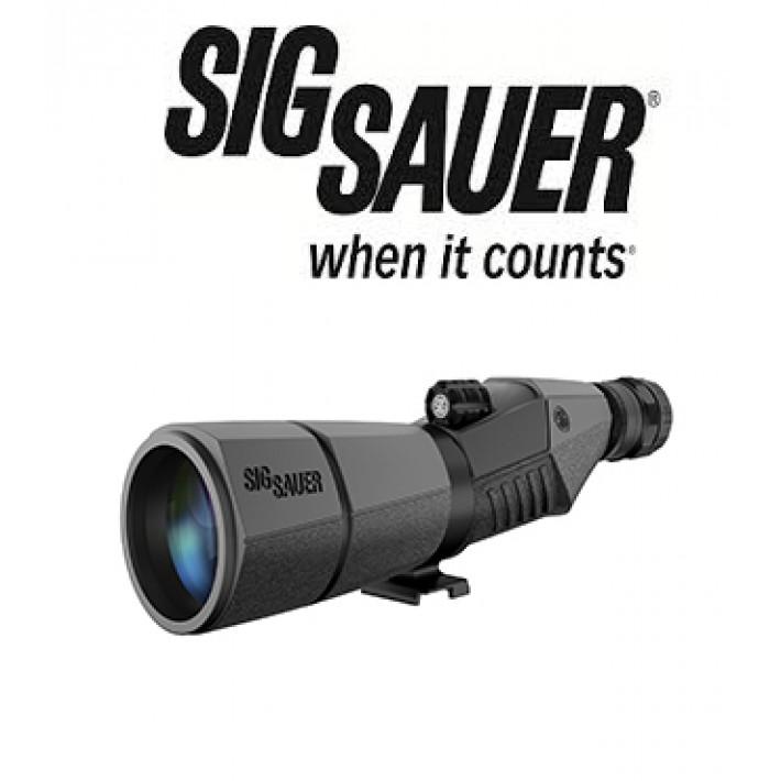 Telescópio Sig Sauer Electro Optics Oscar 5 15-45x56 HDX