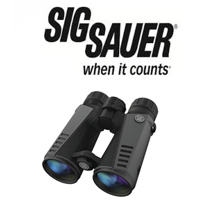 Prismáticos Sig Sauer Electro Optics Zulu 7 15x56 HDX